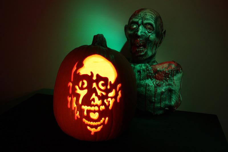 Pumpkin Carving Patter...