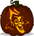 Count Chocula pumpkin pattern