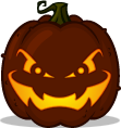 Demi pumpkin pattern