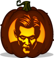 Eric Northman pumpkin pattern - True Blood