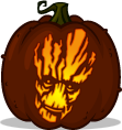Groot pumpkin pattern - Guardians of the Galaxy