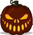Jack The Knife pumpkin pattern