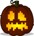 Minecraft Pumpkin pumpkin pattern