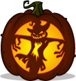 Patch Master pumpkin pattern
