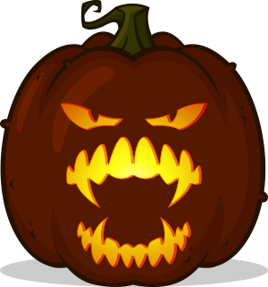 Pierce pumpkin pattern