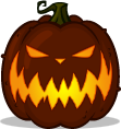 Pumpkin King pumpkin pattern